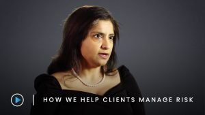How we help clients manage risk