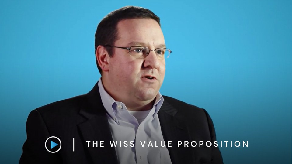 The Wiss Value Proposition