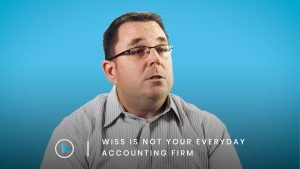 Wiss is not your everyday accounting firm